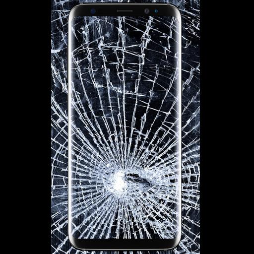 3d Broken Screen Wallpaper For Android Apk Download