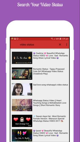 Download Video Status 10 Android Apk