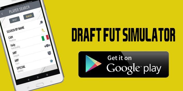 New Draft FUT 18 Simulator screenshot 1