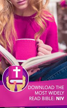 New International Version Bible apk screenshot