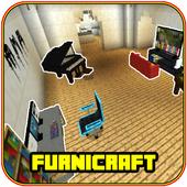 Furnicraft Addon MCPE icon