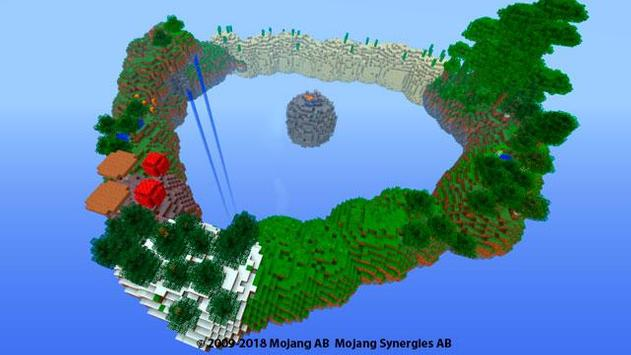 Skyblocks Map for minecraft pe mcpe screenshot 2