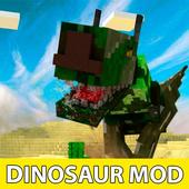 Dangerous dinosaurs mod for minecraft pe icon