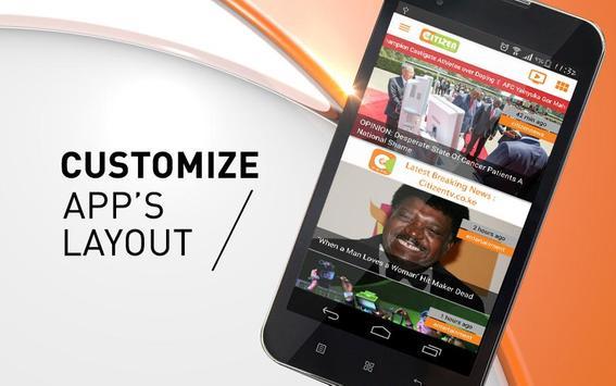 Citizen News apk screenshot