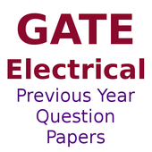 GATE Electrical Previous Year Questions Papers icon