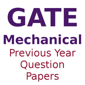 Previous Year GATE Mechanical Questions Papers icon
