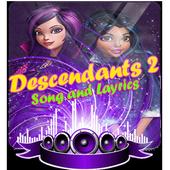 Music for Descendants 2 Ost & Lyrics icon