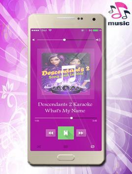 Music for Descendants 2 Ost & Lyrics screenshot 4