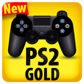 Gold PS2 Emulator : New Emulator For PS2 Games icon
