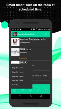 Denmark Radio World apk screenshot