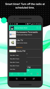 Estonia Radio World screenshot 4