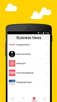Business News & Local News apk screenshot