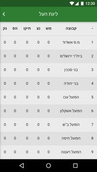 מכבי חיפה עכשיו apk screenshot