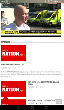 Daily Nation News screenshot 1