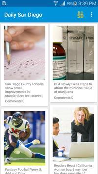 Daily San Diego screenshot 1