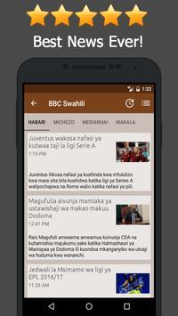 News Tanzania Online apk screenshot