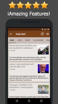 News United Kingdom - Newspaper Online apk screenshot