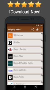 News Uruguay Online poster