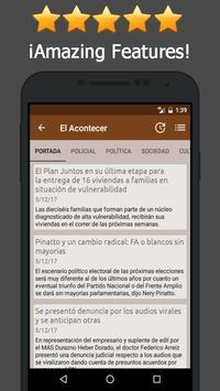 News Uruguay Online apk screenshot