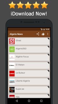 News Argelia Online poster