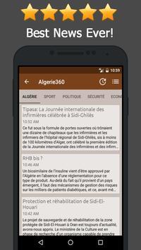 News Argelia Online apk screenshot