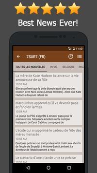 News Belgium Online apk screenshot