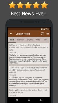 News Canada Online apk screenshot
