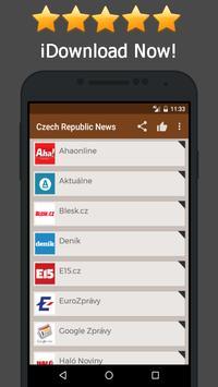 News Czech Republic poster