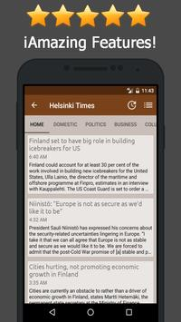 News Finland Online apk screenshot