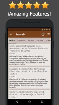 News France Online apk screenshot