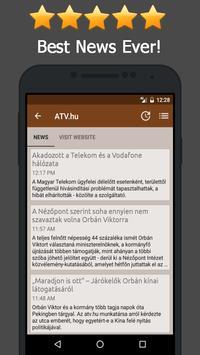 News Hungary Online apk screenshot