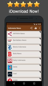 News Indonesia Online poster