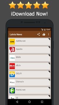 News Latvia Online poster