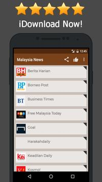 News Malaysia Online poster