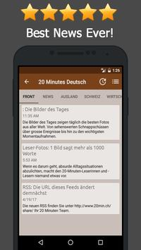 News Switzerland Online apk screenshot