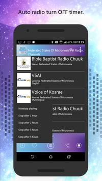 Micronesia FM Radio Channels screenshot 4