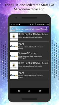 Micronesia FM Radio Channels screenshot 1
