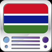 Gambia FM Radio Channels icon