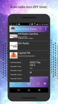 Gambia FM Radio Channels screenshot 4
