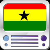 Ghana FM Radio Channels icon