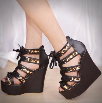 New Wedges Shoes screenshot 1