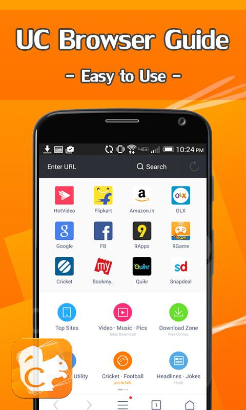 New Uc Browser Mini Fast Download Guide Apk Download Free Tools