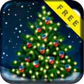 New Year Tree Live Wallpaper icon