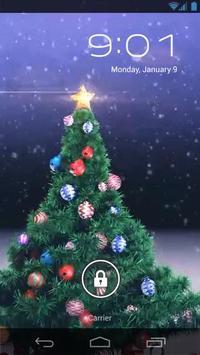 New Year Tree Live Wallpaper screenshot 2