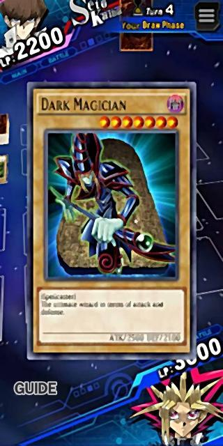 Best Guide Yu-Gi-Oh! poster