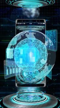 3D Next Tech X poster