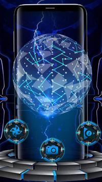 3D Next Tech Pro Theme poster