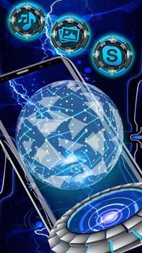 3D Next Tech Pro Theme apk screenshot