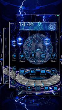 3D Next Tech Pro Theme screenshot 2