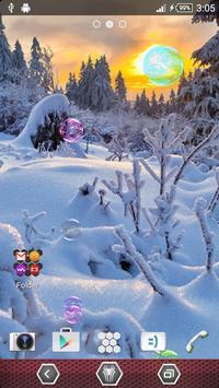 Winter Live Wallpaper screenshot 1